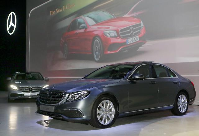 韩国豪车市场近七成为进口车