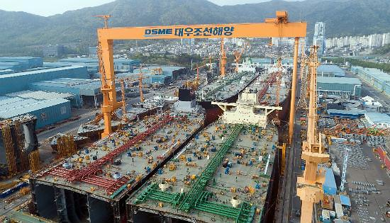 Daewoo shipyard wins $162 mln order from Avance Gas to build two LPG carriers