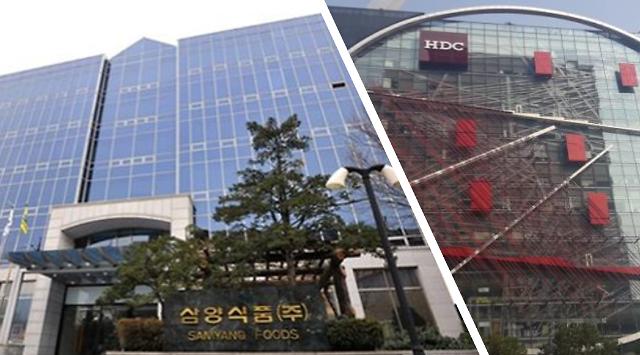 [기업'S토커] HDC, 아시아나때문에 삼양과 14년 인연 '끝'?