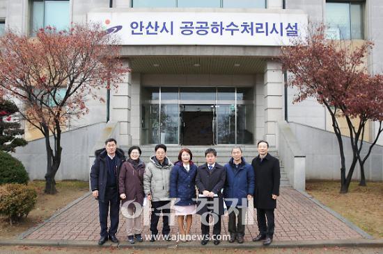 안산시의회 예산결산특별委, 정례회 중 현장활동 펼쳐