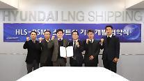 大宇造船海洋、現代LNG海運とスマートシップ技術開発に協力