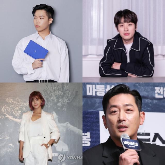 [김호이의 사람들] 악뮤 이찬혁· 배우 박정민· 솔비· 송민호, 스타들의 이중생활