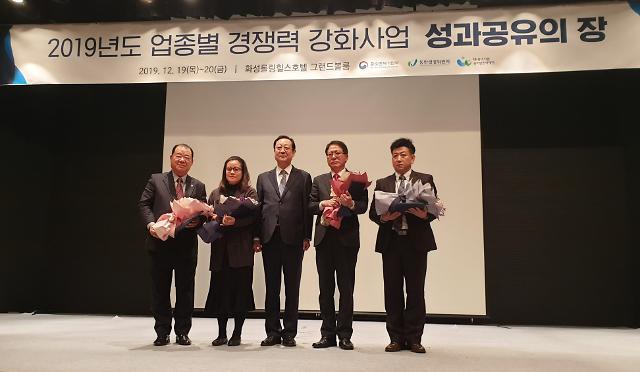 레미콘연합회, 동반위 '경쟁력강화사업' 우수상