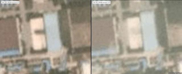 北, ICBM 시설 확장한 듯... 자체 생산 가능성 대두
