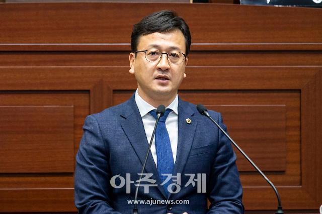 김상헌 경북도의원, 경북교육청 포스코교육재단 공립화 수수방관 질타