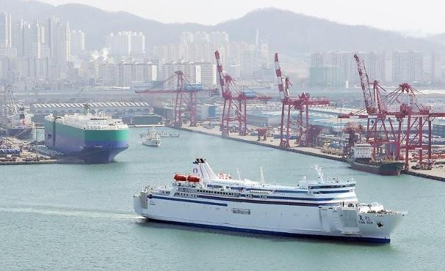韩国仁川至中国轮渡客运量时隔8年再破百万