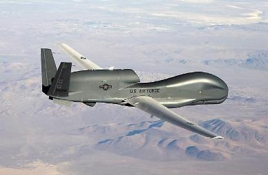 First RQ-4 Global Hawk surveillance plane delivered to S. Korea