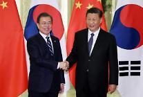 習近平に会った文大統領、「中国の役割論」を注文・・・「米朝対話の中断、北朝鮮にも得ではない」