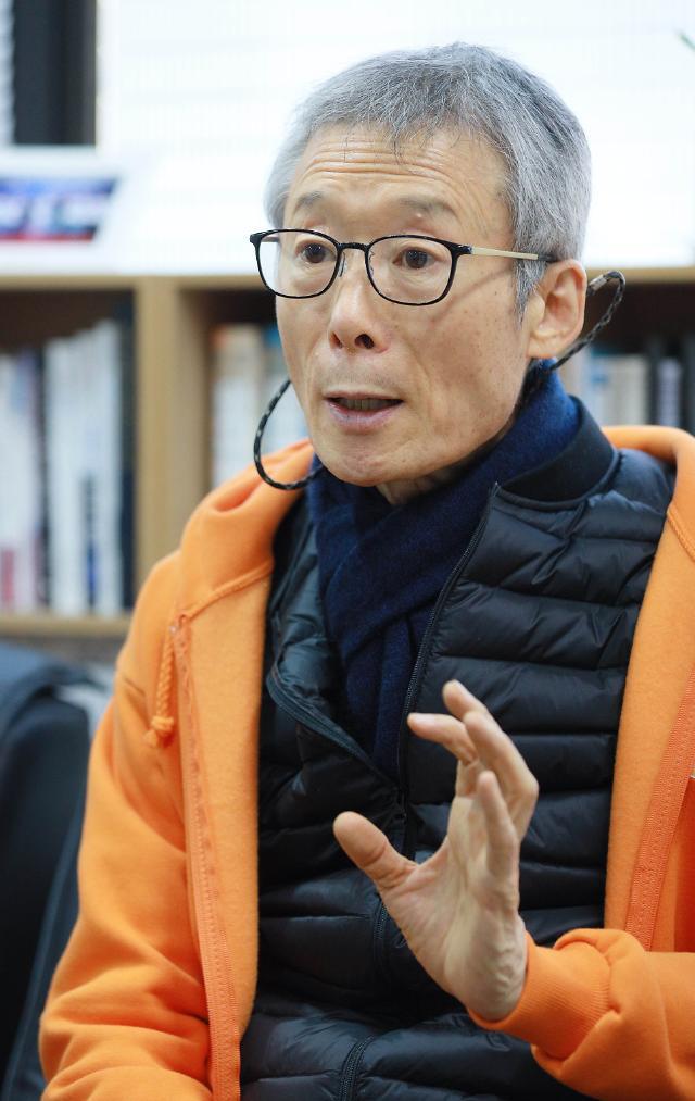 """[아주초대석] 고영하 한국엔젤투자협회장 """"남 밑에서 월급쟁이로 살지 마라"""""""