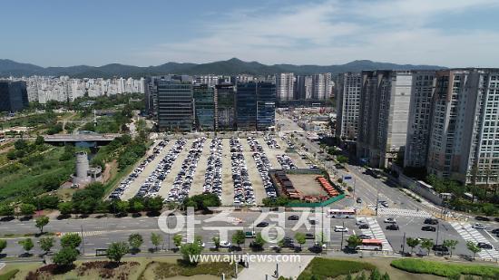 성남시, 아시아실리콘밸리 성남 중심축 삼평동 부지매각 재공고