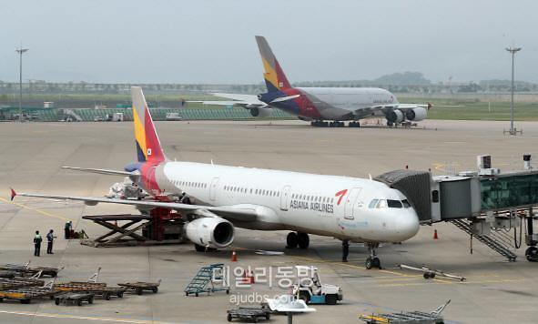 아시아나항공 인수전 급물살…HDC현산-금호, 손해배상한도 합의