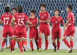 .朝鲜女足决定退出奥预赛.