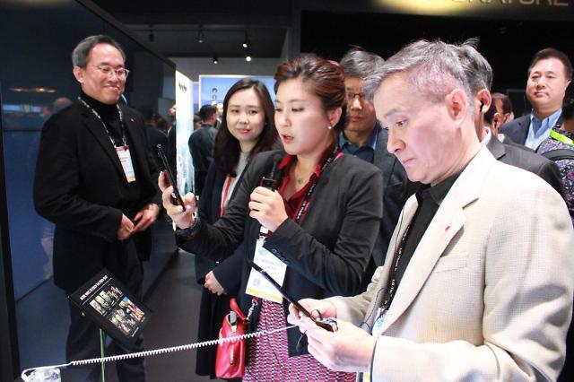 [미리보는 CES 2020] 하현회 LG유플러스 부회장, ICT 기업과 디지털 전략 머리 맞대
