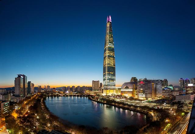 롯데월드타워, 2020년 새해맞이 2020명 참여 카운트다운...31일 밤 진행