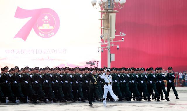 신중국 건국 70주년, 홍콩시위, 무역전쟁…2019년 중국 10대 뉴스