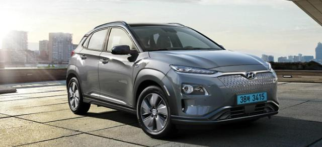 Chinese companies compete to provide batteries for Hyundai electric vehicles