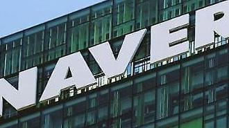 Naver để tăng vốn hóa thị trường thêm 10 nghìn tỷ won...Vị trí thứ 3 của KOSPI