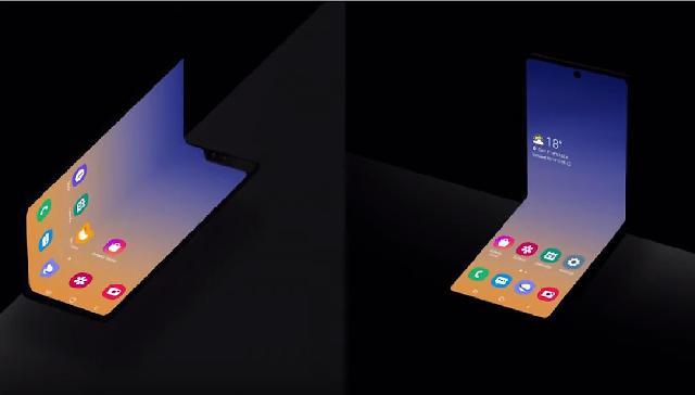 三星或明年2月推翻盖折叠屏手机