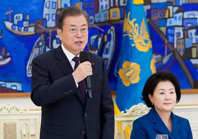 문재인 대통령 올해 마지막 지지율 49.7%…부정평가 46.5%