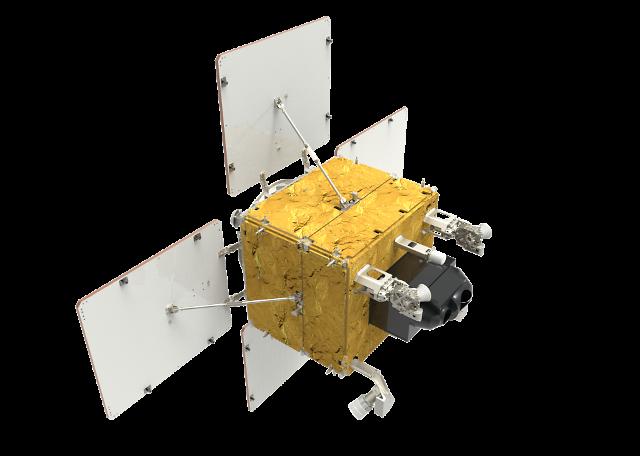 KAI, 차세대 중형위성 3기 독자개발 돌입... 2023년 발사 예정
