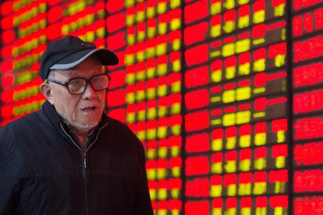 [중국증시 마감]상하이종합, 올해 마지막 거래일 상승세로 마무리