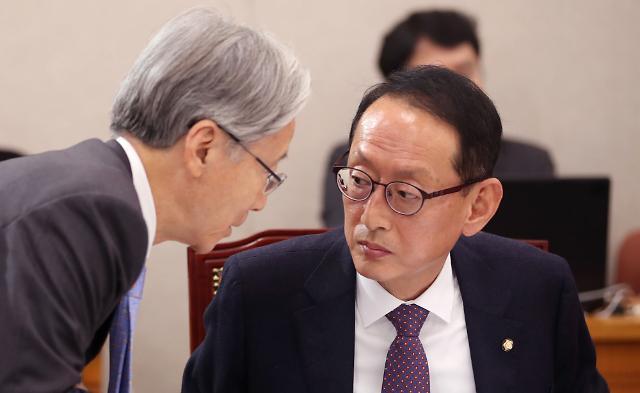 김도읍 한국당 의원 총선 불출마…패스트트랙 저지 실패 책임감 통감