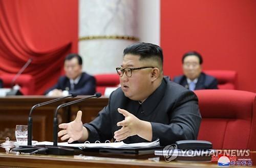 """김정은 """"충격적인 행동""""언급... 핵·ICBM 시험재개·새전략무기 개발"""