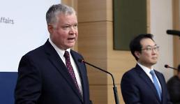 .韩美对朝代表通话就金正恩劳动党全会发言交流意见.