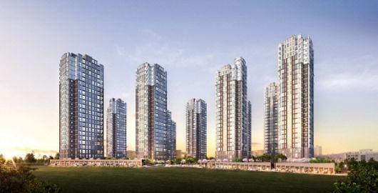 동양건설산업, 인천 검단파라곤 센트럴파크 (1122가구)견본주택 1월 3일 오픈