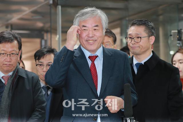 """[포토] 전광훈, """"사법당국이 현명한 판단으로 애국운동 도와줄 것"""""""