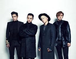 .Boy band BIGBANG to perform at Coachella as four-member group.