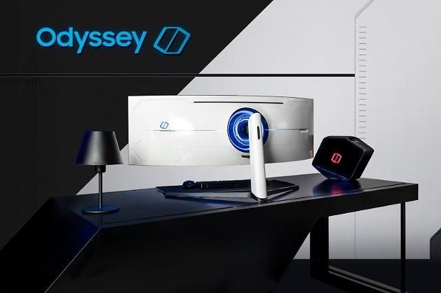 [미리보는 CES 2020] 삼성전자, 게이밍 모니터도 오디세이 브랜딩…신제품 3종 공개