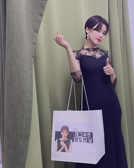 [#SNS★] 박나래 대상에 절친 장도연 반응은?