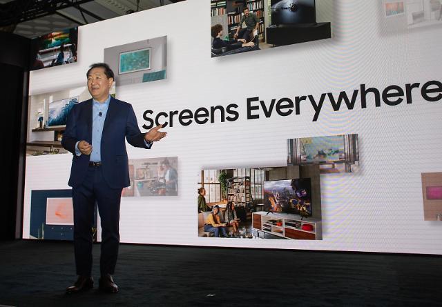 [CES 2020] 100만분의 1m 소자 활용한 마이크로 LED TV, 안방 속으로