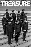 .YG娱乐12人男团TREASURE将正式出道.