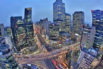 去年外国人在首尔直接投资超100亿美元刷新纪录