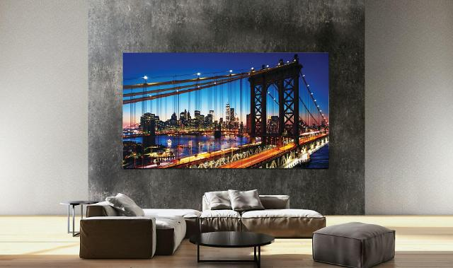 [CES 2020] Samsung introduces new microLED TV targeting premium home entertainment market