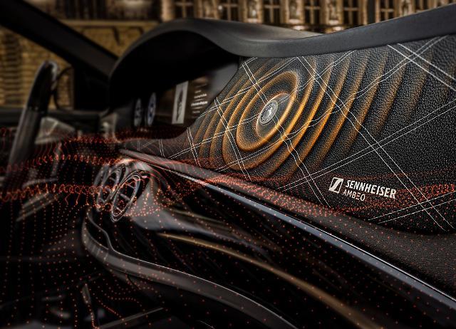 [CES 2020] 젠하이저, 최첨단 차량 오디오 시스템 공개
