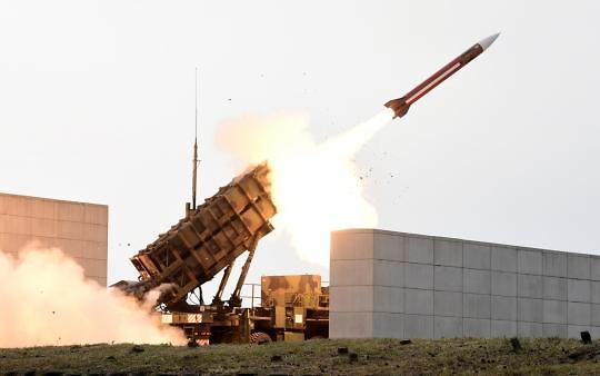 靑 인근 첫 패트리엇 포대 배치... 北 신형 미사일 4종 세트 대비