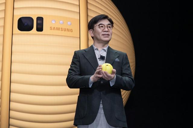 "[CES 2020] IoT 로봇 들고나온 김현석 사장 ""착한 기술 추구하겠다"""