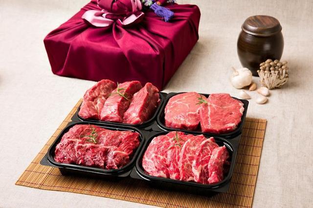 春节套盒登陆韩各大卖场 食品礼盒成今年主打产品