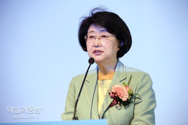 김승희 의원 '국회 베스트 의정대상' 수상