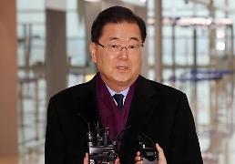 .韩国国安首长赴美将同美日举行磋商.