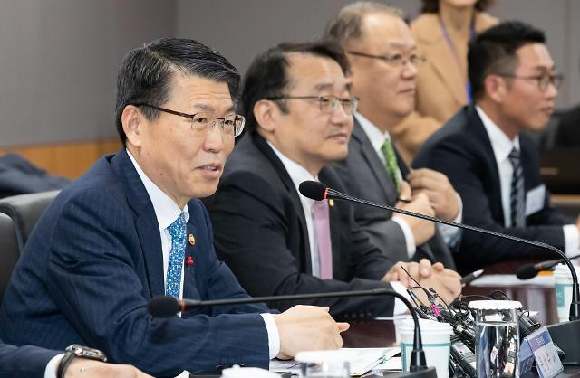 """은성수 위원장 """"IB 신용공여대상서 SPC‧부동산 법인 제외할 것"""""""