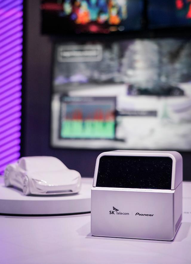 [CES 2020] SK텔레콤, 차세대 라이다 개발… 500m 밖 물체도 선명하게 본다