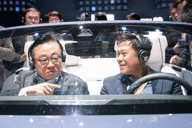 [CES 2020] 박정호·하현회, AI·자율주행에 주목