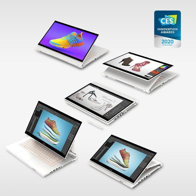 [CES 2020] 에이서, 크리에이터 PC 브랜드 '컨셉 D' 신제품 공개