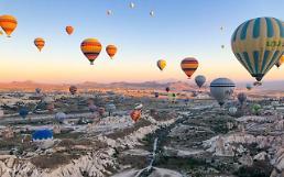 .春节假期东南亚及欧洲成韩游客热门旅行目的地.