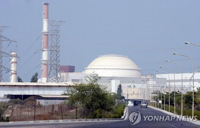 """美지질조사국 """"이란 남부 원전 인근서 규모 4.7 지진…사상자 없어"""""""