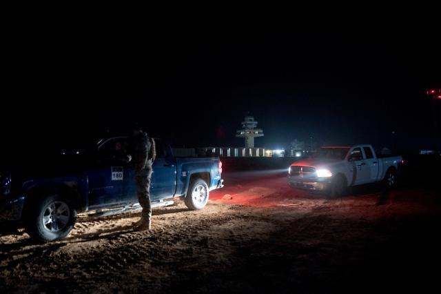 이라크 총리실 이란, 미군기지 미사일 공격 직전 구두 통보
